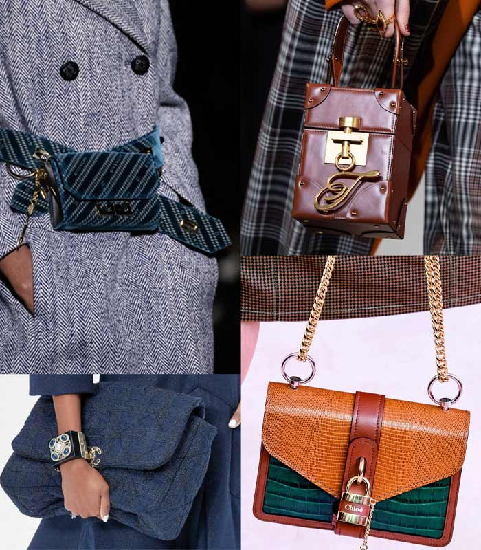 The 20 best handbag trends  this fall – which bag do you pick?