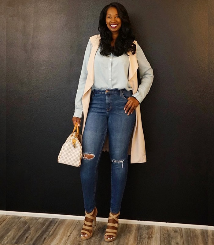 best clothes for tall women and how to