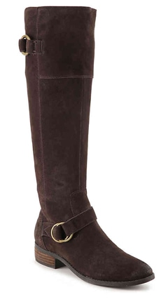Crown Vintage 'Eyza' riding boot | 40plusstyle.com