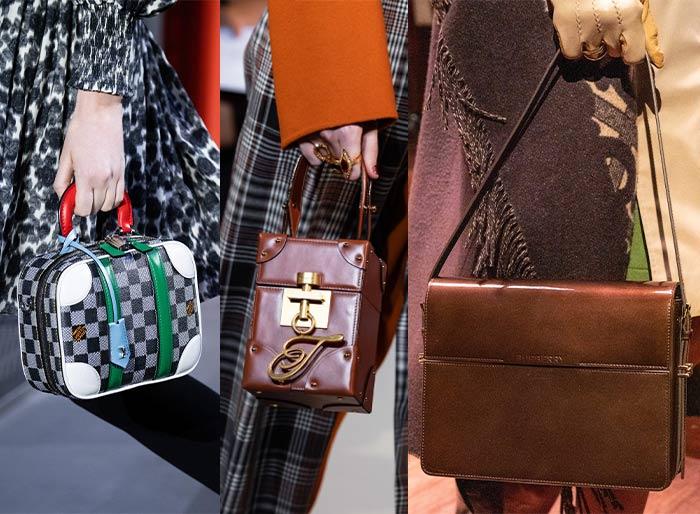 Square bags | 40plusstyle.com