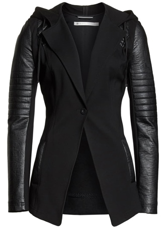 stretch moto jacket | 40plusstyle.com