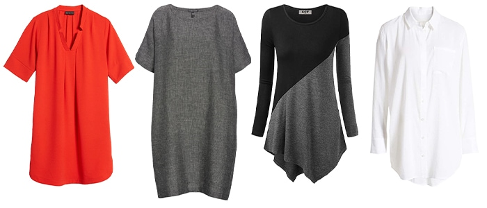 tunics and long tops | 40plusstyle.com