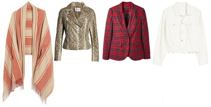 outerwear for the trendy style personality | 40plusstyle.com