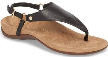 Vionic Kirra sandal | 40plusstyle.com