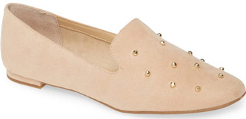 select shoes in your skin tone | 40plusstyle.com