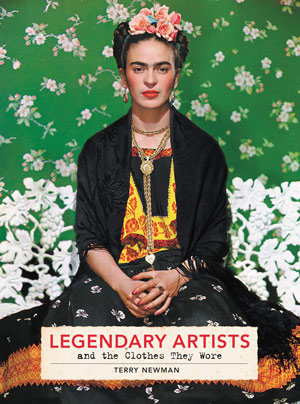 Style books - Legendary Artists and the Clothes They Wore   40plusstyle.com