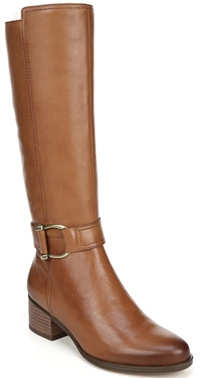Naturalizer Daelynn tall boot | 40plusstyle.com
