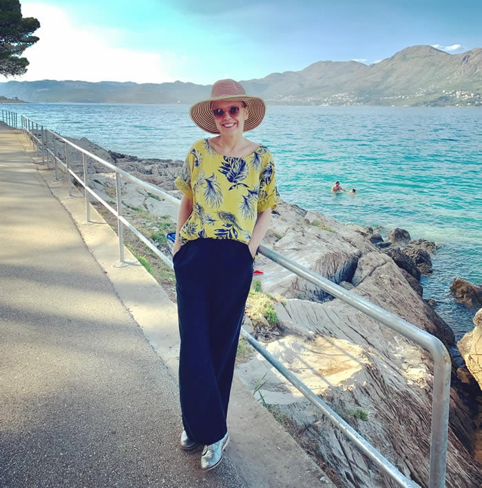 Reinventing myself after 40 | sylviavandelogt.com
