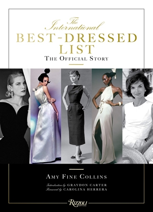Fashion books - The International Best Dressed List: The Official Story   40plusstyle.com