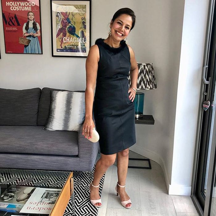 How to find the perfect little black dress - pencil dress | 40plusstyle.com