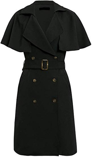 MsLure blazer dress | 40plusstyle.com