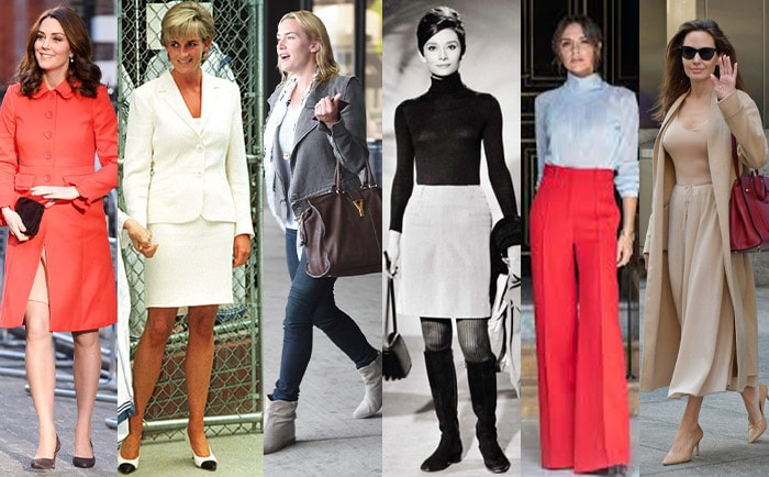 Celebrities with classic style personality   40plusstyle.com