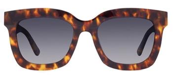 Carson Amber sunglasses | 40plusstyle.com