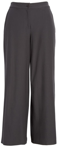 Eileen Fisher high waist ankle pants | 40plusstyle.com