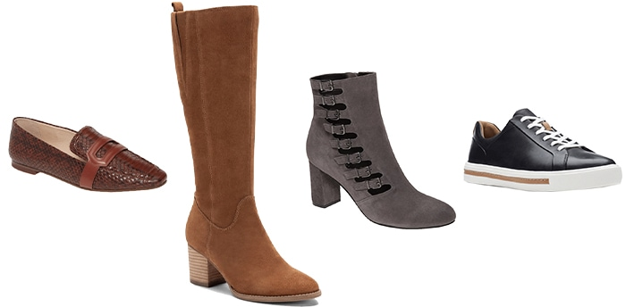 shoes to pair with your fall outfits | 40plusstyle.com