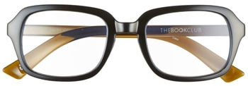 The Book Club reading glasses | 40plusstyle.com