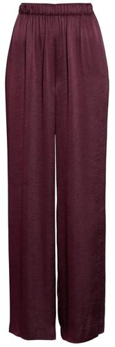 Kate Spade New York wide leg satin pants | 40plusstyle.com