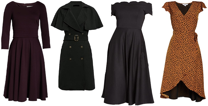 Dresses that are perfect for pear shape bodies   40plusstyle.com