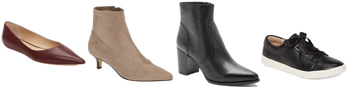 shoes for the petites | 40plusstyle.com