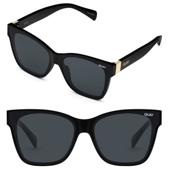 Quay Australia square sunglasses | 40plusstyle.com