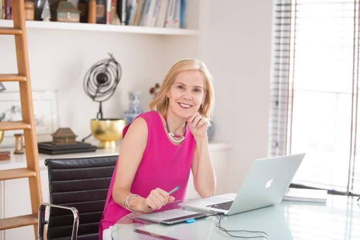 How to reinvent yourself after 40 -  start a business!   sylviavandelogt.com