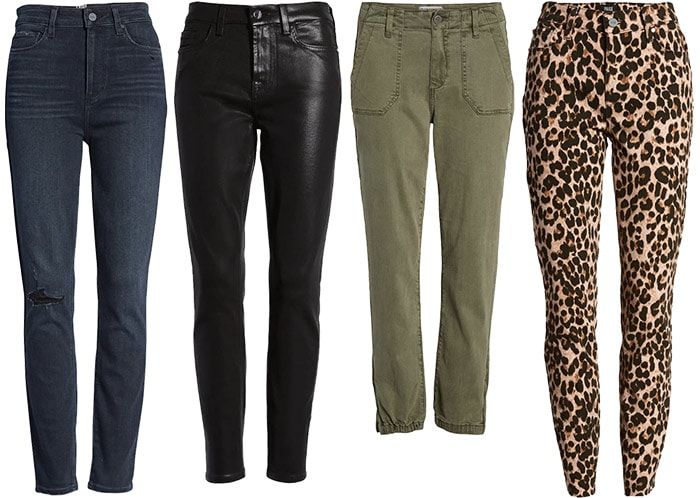 jeans and pants for the rock style personality | 40plusstyle.com