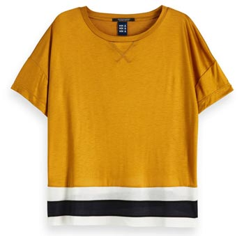 scotch & soda top | 40plusstyle.com
