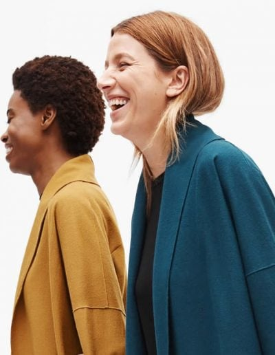 sustainable fashion for women over 40