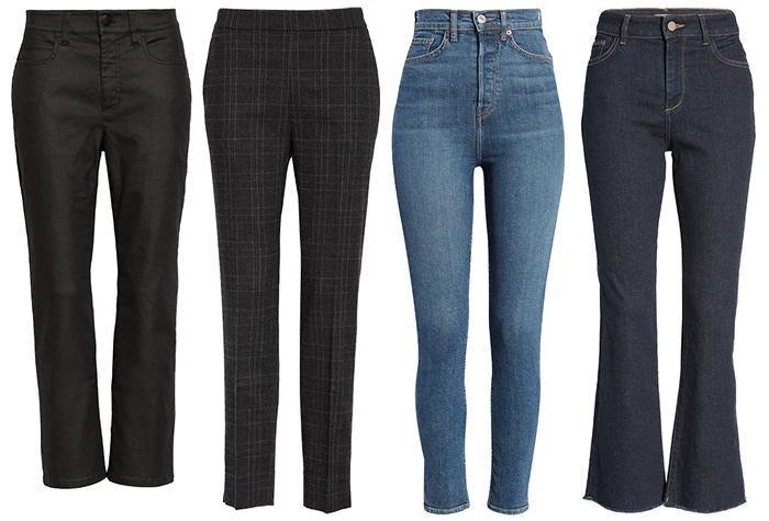 sustainable pants and jeans | 40plusstyle.com