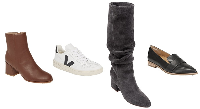 shoes and boots | 40plusstyle.com
