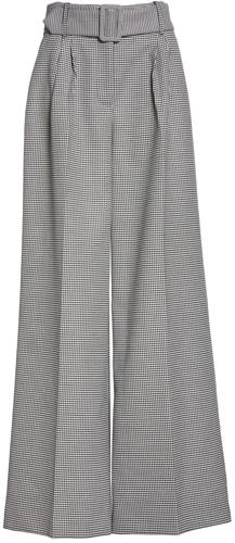 Tommy Hilfiger Tommy x Zendaya belted wide leg pants | 40plusstyle.com