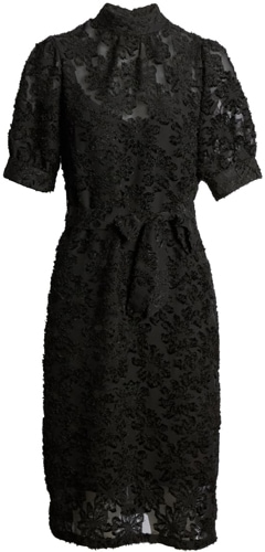 Vero Moda lace tie waist dress | 40plusstyle.com