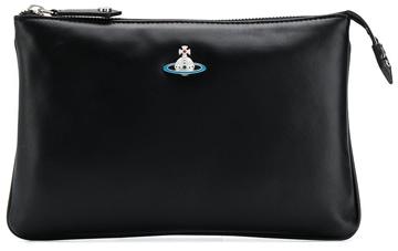 Vivienne Westwood clutch | 40plusstyle.com