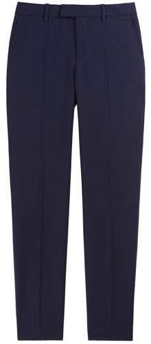 SUISTUDIO wool trousers | 40plusstyle.com