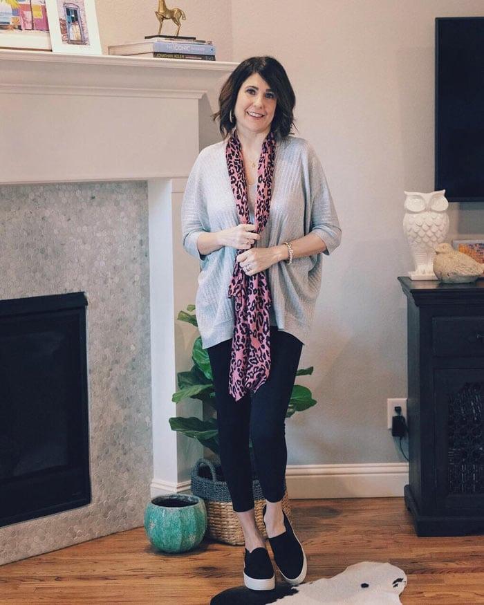 Winter loungewear | 40plusstyle.com