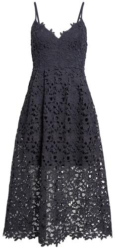 ASTR the Label lace dress | 40plusstyle.com