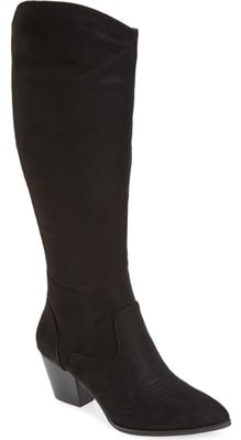 Bella Vita Evelyn II knee high wide calf boots   40plusstyle.com