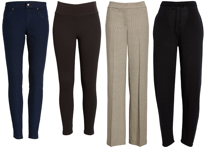 cold weather bottoms | 40plusstyle.com