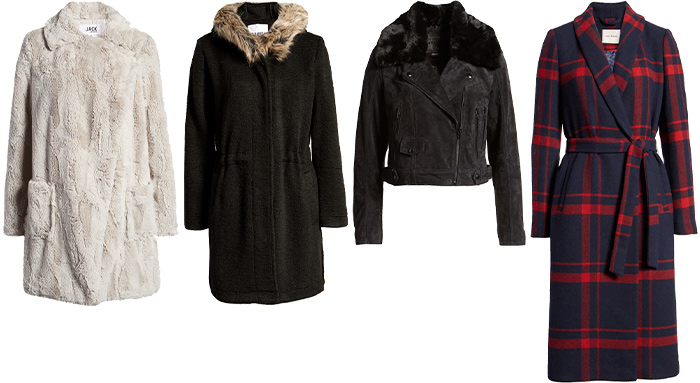 cold weather coats & jackets | 40plusstyle.com