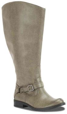 DSW East Street Quinn wide calf boots | 40plusstyle.com