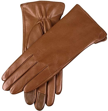 gift ideas for women - leather gloves | 40plusstyle.com
