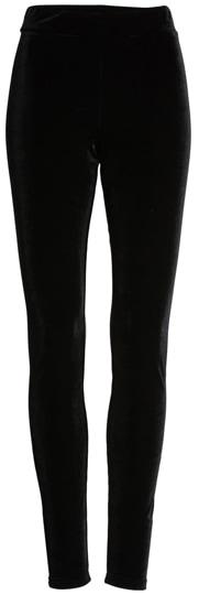 Spanx velvet leggings | 40plusstyle.com