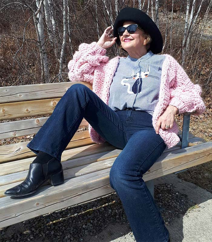 A style interview with Terri | 40plusstyle.com