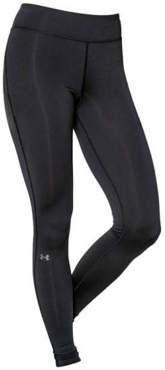 Under Armour 'ColdGear' leggings | 40plusstyle.com