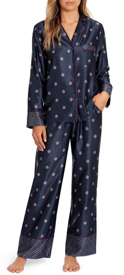 gift ideas for women - In Bloom by Jonquil pajamas | 40plusstyle.com
