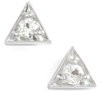 Anzie stud earrings | 40plusstyle.com