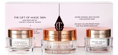 Charlotte Tilbury The Gift of Magic Skin set | 40plusstyle.com