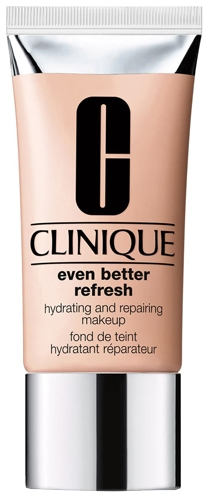 Clinique Even Better Refresh Hydrating and Repairing Makeup Full-Coverage Foundation   40plusstyle.com