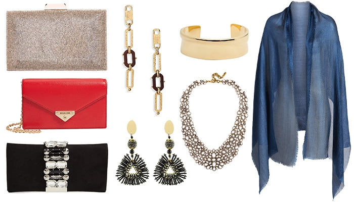 accessories to go with your cocktail attire | 40plusstyle.com