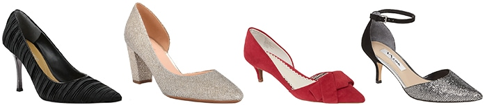 shoes to go with your cocktail attire   40plusstyle.com